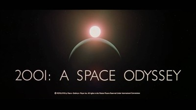 2001: A Space Odyssey - 1968