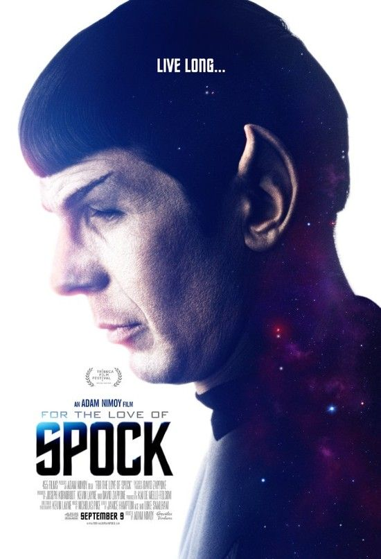 For the Love of Spock [2016]