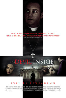 The Devil Inside - 2012
