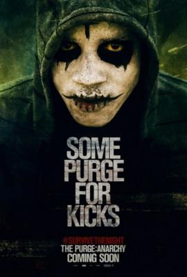 The Purge: Anarchy  - 2014
