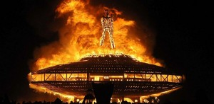 Burning Man Swar