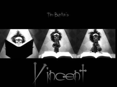 Tim Burton - Vincent [1982]