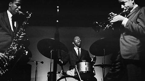 Art Blakey & Jazz Messengers - A Night In Tunisia [1958]