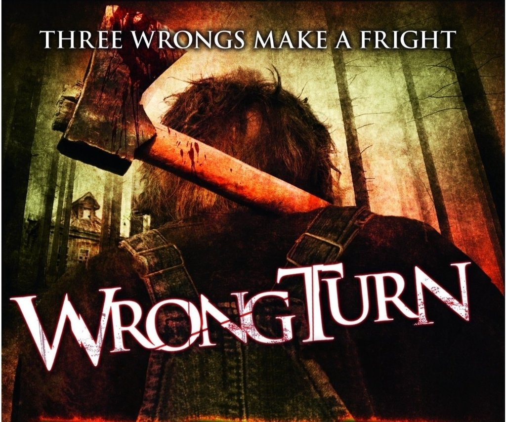 Wrog Turn - Box Set