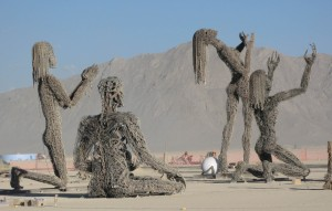 Burning Man toys